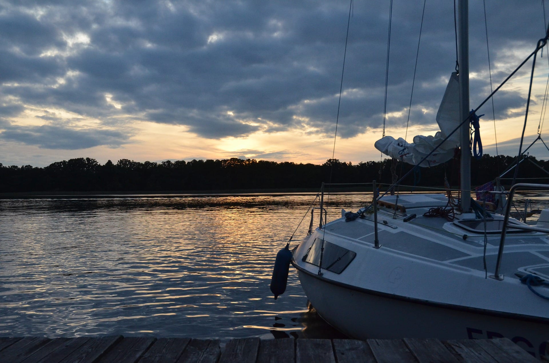 Sailing in Poland