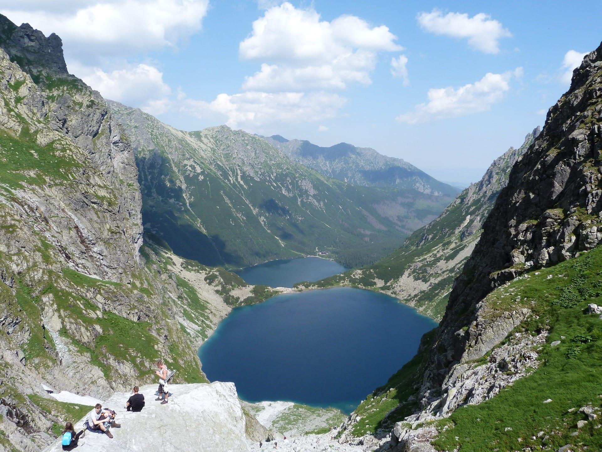 Climbing in Poland